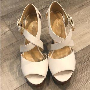 MICHAEL Michael Kors Platform Sandals.